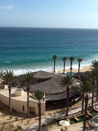 Grand Solmar Land's End Resort & Spa : view from our room