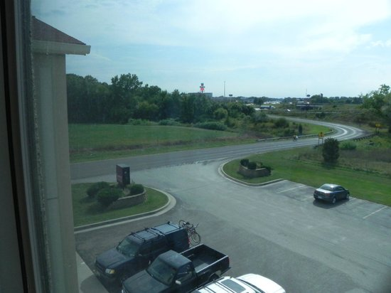 Comfort Suites Benton Harbor : View from room, facing SW