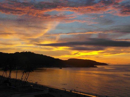 Torreblanca Suites: puesta de sol