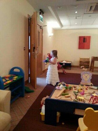 Great National Ballykisteen Golf Hotel: kids play room