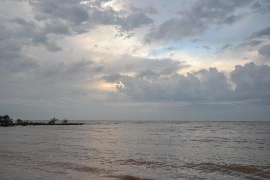 Pousada Terra Mar: a praia