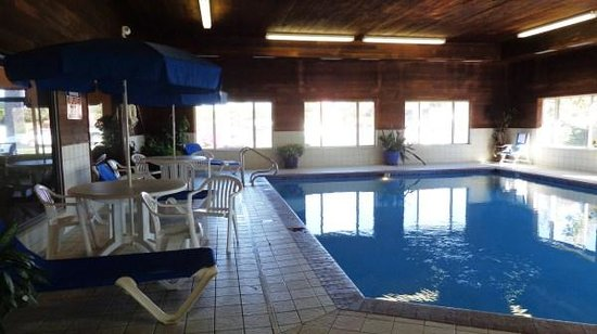BEST WESTERN Prineville Inn: Pool Area open 24 hours