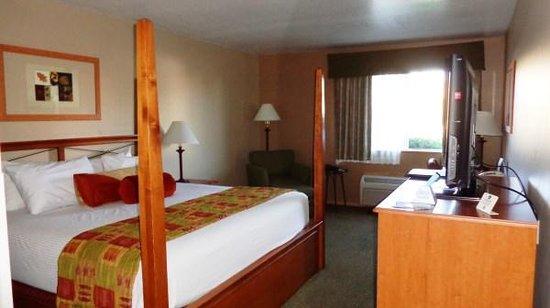 BEST WESTERN Prineville Inn: Guest Room