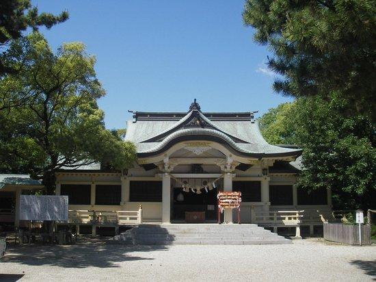 Ibun Jinja Shrine