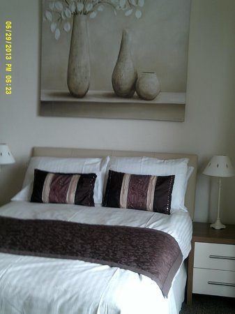 Selomar Hotel: Room 4, comfy bed, steamy shower,stunning views :)