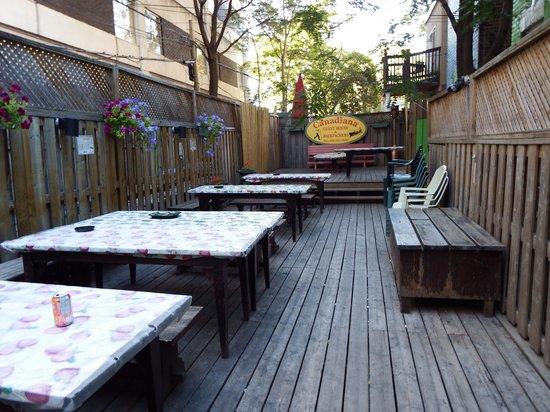 Canadiana Backpackers : Terrace