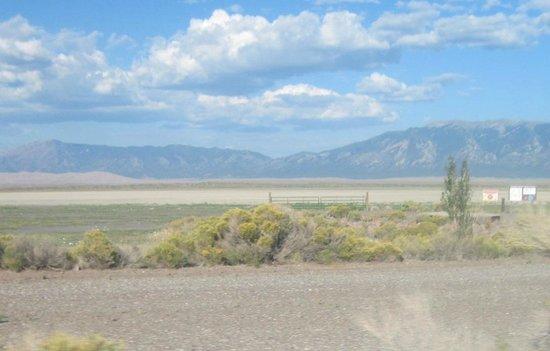San Luis Lakes State Park: No lake at San Luis Lake State Park