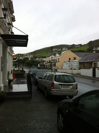 Street Level from the Downings Bay Hotel