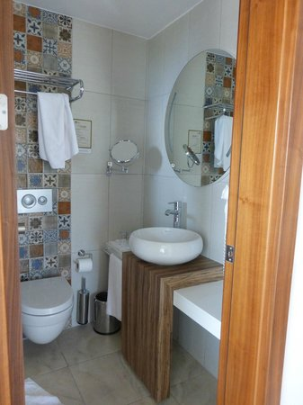 Olea Nova Hotel: Bathroom