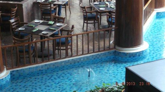 Marriott Tuxtla Gutierrez: restaurant