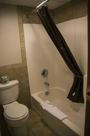 Greystone Inn : Bathroom