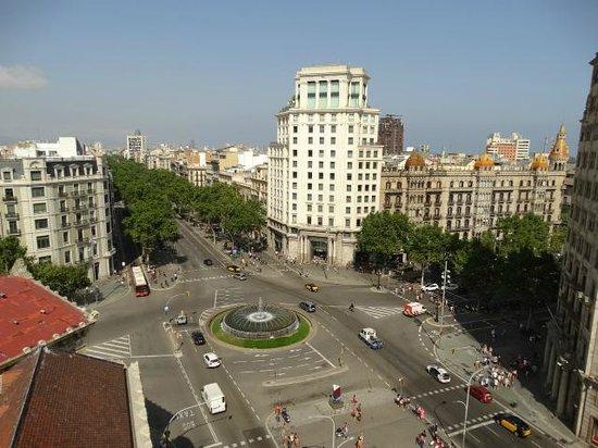barcelona picture of hotel el avenida palace barcelona. Black Bedroom Furniture Sets. Home Design Ideas