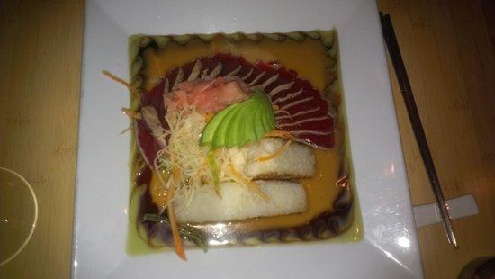 Pacific Rim By Kana: Big Eye Tuna