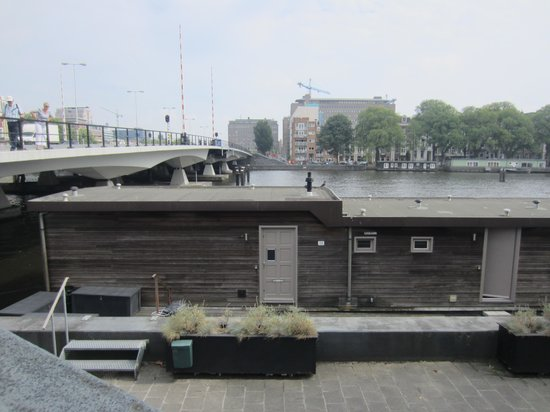 Houseboat Little Amstel: Exterior