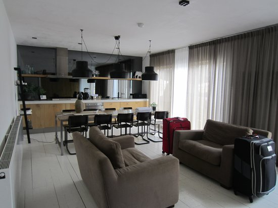 Houseboat Little Amstel: Interior Suite
