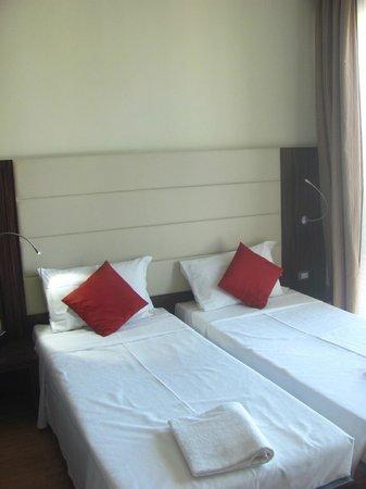 Klick Hotel Milano: Habitacion
