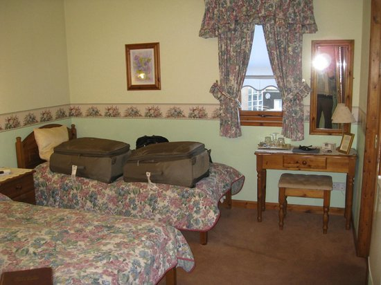 Priory Lodge Guest House: Bedroom