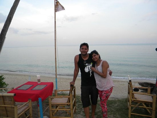 Thai Ayodhya Villas & Spa: ocean