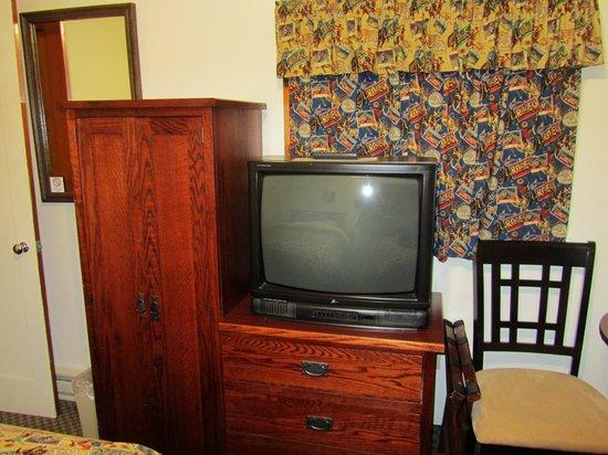 Buffalo Bill Cabin Village: TV
