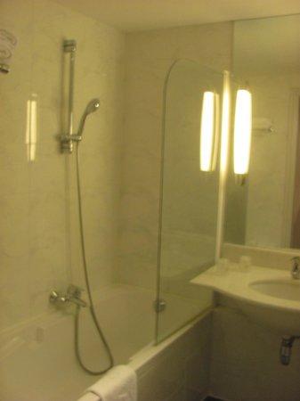 Best Western Alba Hotel: Habitacion comoda, limpia y funcional.