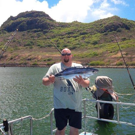 Ohana Fishing Charters: Skipjack Tuna