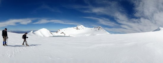 Adrift Guided Outdoor Adventures: Crater Lake, Mt Ruapehu