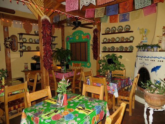 El Paradero Bed and Breakfast Inn : Dining Room