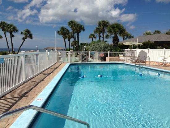 Gulf Beach Resort Motel: the pool