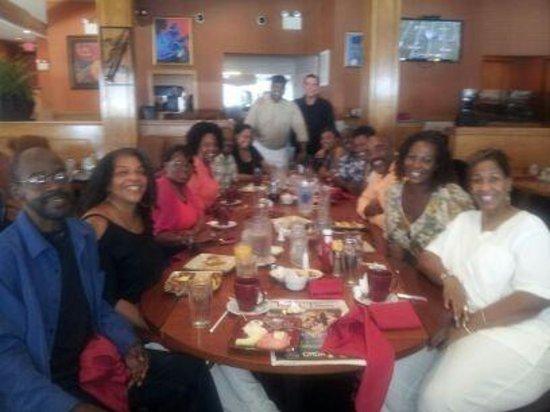 Kelsey's: Family felt at home