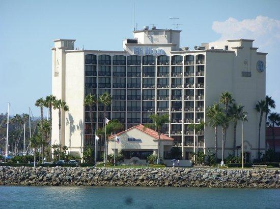 Hilton Hotel Harbor Island San Diego