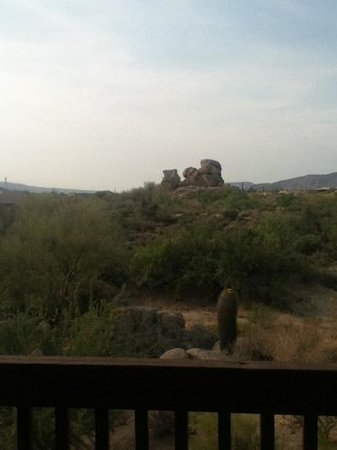 Boulders Resort & Spa, Curio Collection by Hilton : view from 228