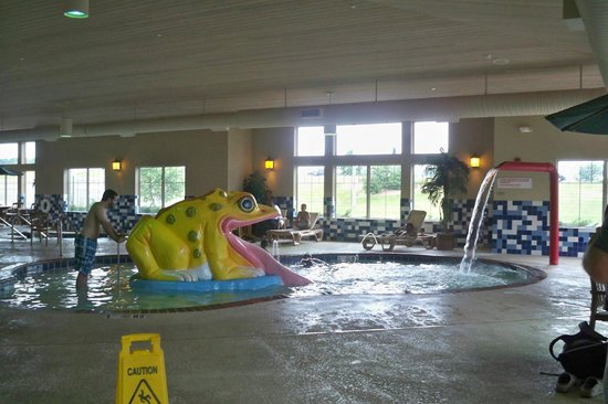 Country Inn & Suites by Radisson, Portage, IN: Kiddy pool