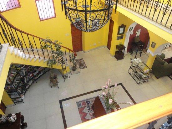 Casa Arequipa: Main lobby