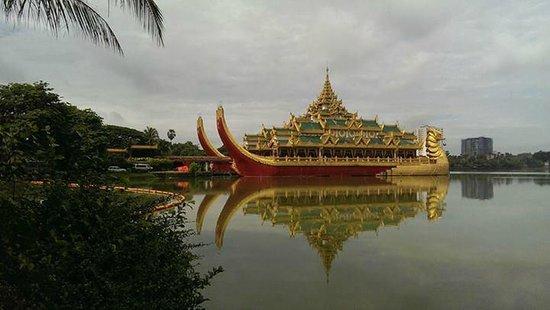 Exotic Voyages: Yangon