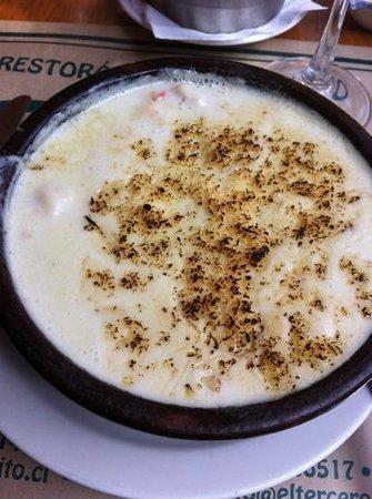 El tercer ojito: ravioles 4 queso