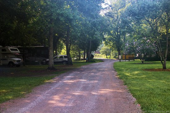 Greenbrier Campground: Peaceful and serene