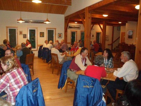229 Parks Restaurant and Tavern : Dining room