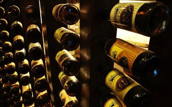 LiBira Brewery Pub: LiBira Bottles Wall of Fame