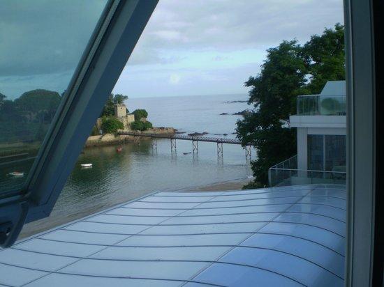 Hotel Portocobo: vistas desde la habitacion
