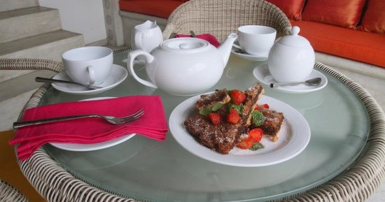 Afternoon Tea, Coco Tangalla, Hotels in Tangalle