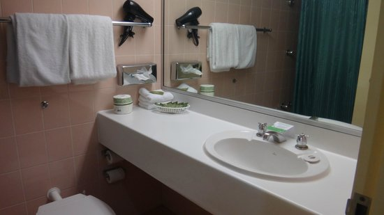 Capital Executive Apartment Hotel Canberra: Bathroom