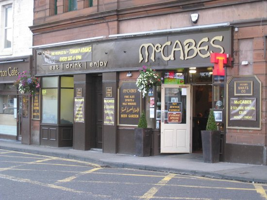 McCabes Ale House: McCabes in Ayr