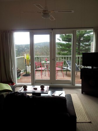 Healesville Apartments: View