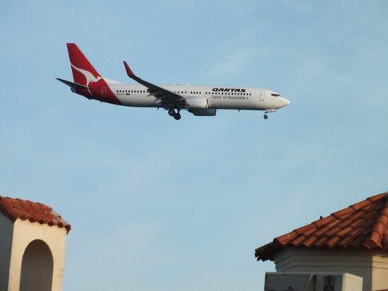 Baybeachfront: Qantas