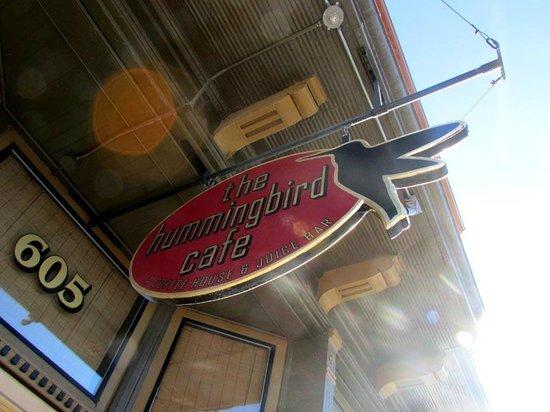 The Hummingbird Cafe: Hummingbird Cafe.