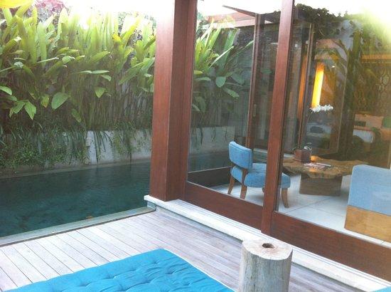Maca Villas & Spa: Pool Villa