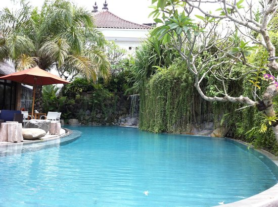 Maca Villas & Spa : Main Pool