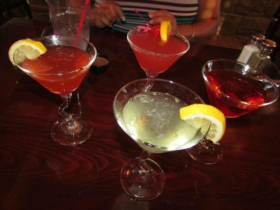The Montana Club Restaurant - Butte: $5 MO-tinis!