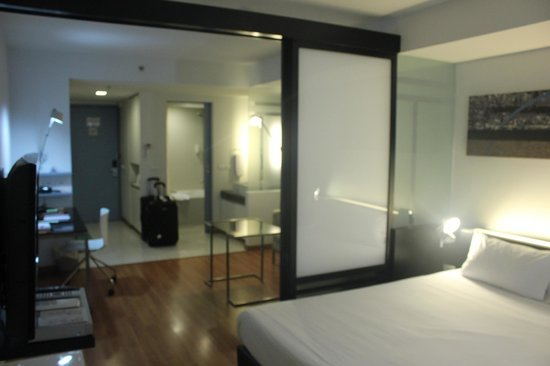 Citadines Sukhumvit 11 Bangkok: Inside the room