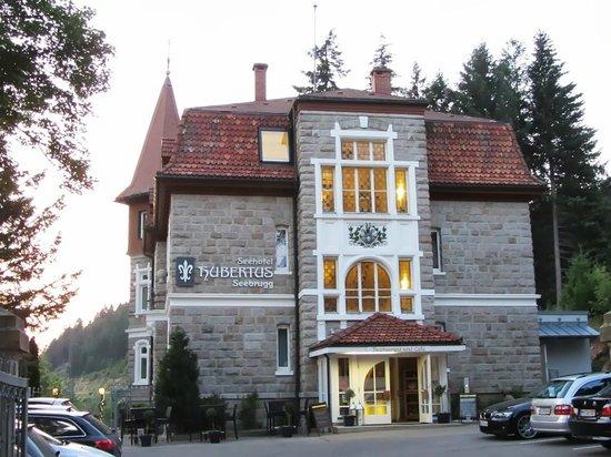 Seehotel Hubertus: Отель